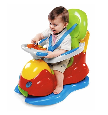 Chicco® Quattro Car 4 in 1