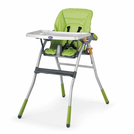 Chicco Jazzy Highchair (Green)