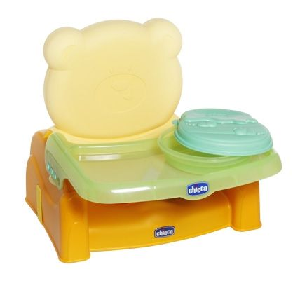 Chicco - Mr Party Booster Seat (Orange)