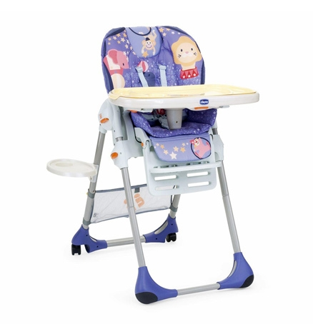 Chicco Seggiolone Polly 2 in 1 Highchair