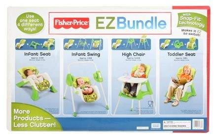 Fisher-Price EZ Bundle