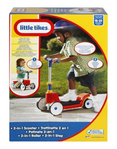 Little Tikes 2 in 1 Scooter