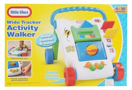 Little Tikes Wide Tracker Activity Walker