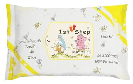 1st Step Baby Wipes