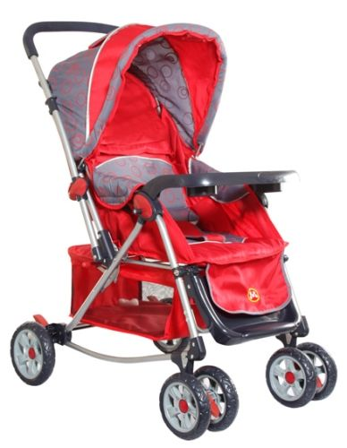 1st Step My First Stroller(Red)