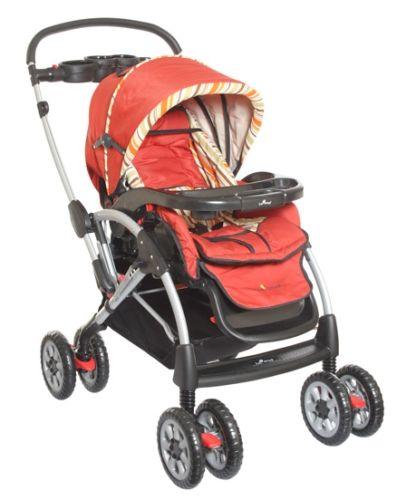 1st Step Stroller(Orange)