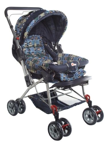 1st Step™ My First Stroller(Blue)