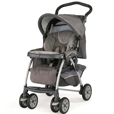 Chicco - Cortina Stroller Cube