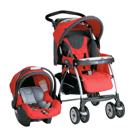 Chicco Duo Ct 0.2 Fuego Travel System