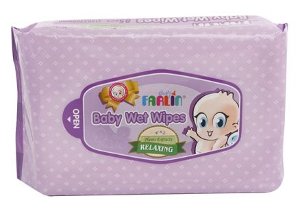 Farlin Relaxing Baby Wet Wipes (Refill Pack)