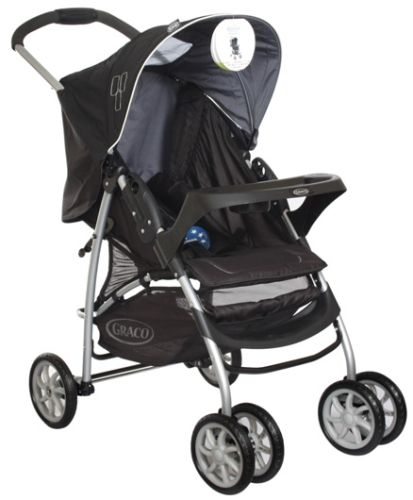 Graco Stroller Mirage Plus Solo Orbit