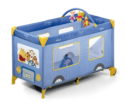 Hauck Dream N Play Mobile - Disney Pooh Bus