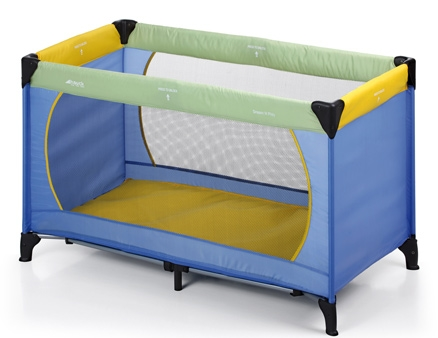 Hauck - Dream N Play Travel Cot Ocean Blue