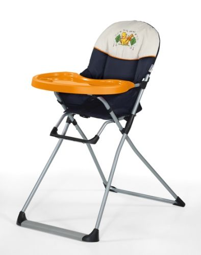 Hauck - Highchair (Mac Baby Deluxe)