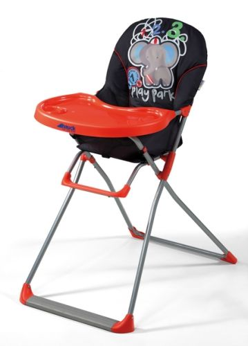 Hauck- Highchair (Mac Baby Deluxe)