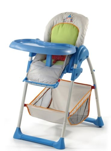 Hauck- Highchair (Up and Down)