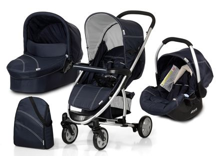 Hauck Malibu All In One Set - Trio Navy