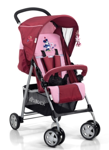 Hauck Sport - Original Minnie Pink by Disney Baby