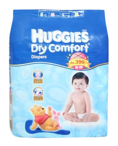 Huggies Dry Comfort diapers
