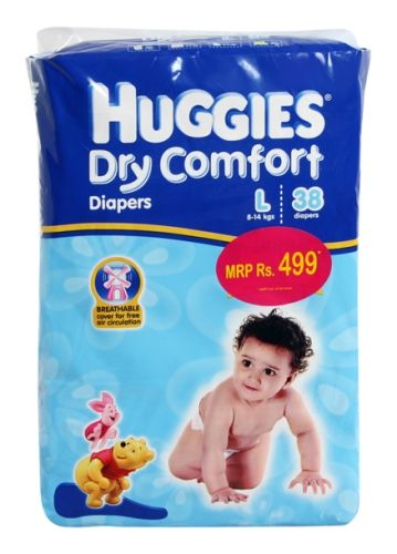 Huggies Dry Comfort Diapers