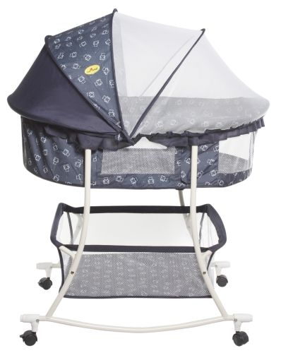Imported Cradle cum Bassinet