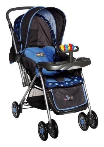 Little Heart - Stroller (Blue)