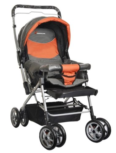 Mama Love Toddlers Pram-Stroller