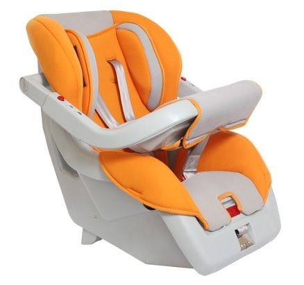 Mee Mee Car Seat (orange)
