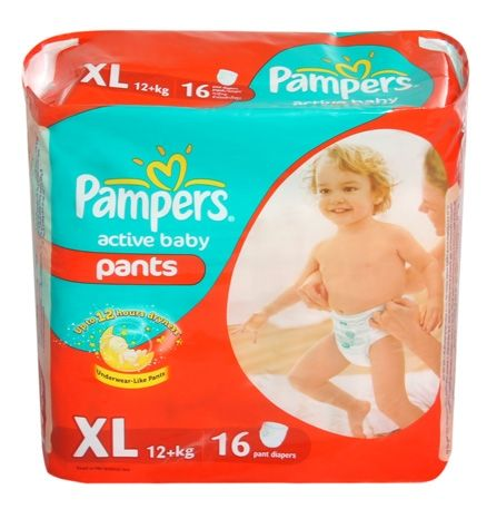 Pampers Active Baby Pants (Imported)