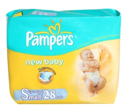 Pampers New Baby (Imported)