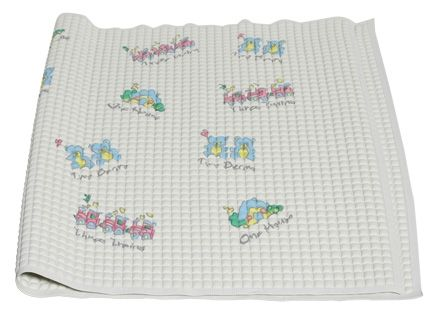 Pigeon - Air Filled Rubber Sheet For Baby (Printed)