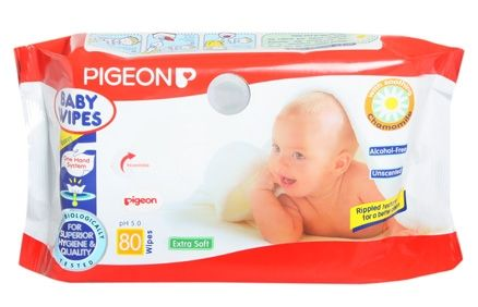 Pigeon - Baby Wipes