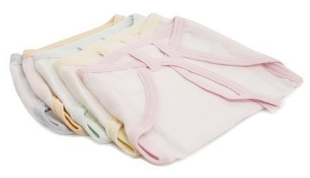Tinycare - Baby Nappy Comfy Junior White