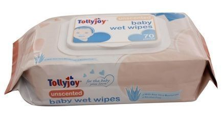 Tollyjoy - Baby Wet Wipes
