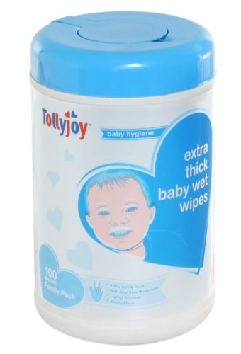 Tollyjoy Extra Thick Baby Wet Wipes