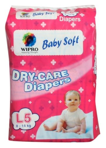 Wipro Baby Soft Dry-Care Diapers
