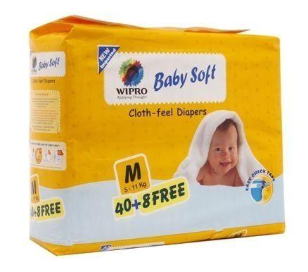 Wipro Baby Soft