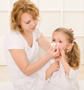 causes-of-runny-nose-in-children