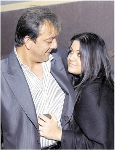 I will never allow Trishala to step into showbiz-Sanjay Dutt