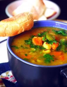 Red-lentil-vegetable-soup-1-382x500