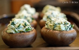Spinach-Goat-Cheese-Stuffed-Mushrooms-2