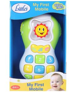 My First Mobile Play And Learn Toy